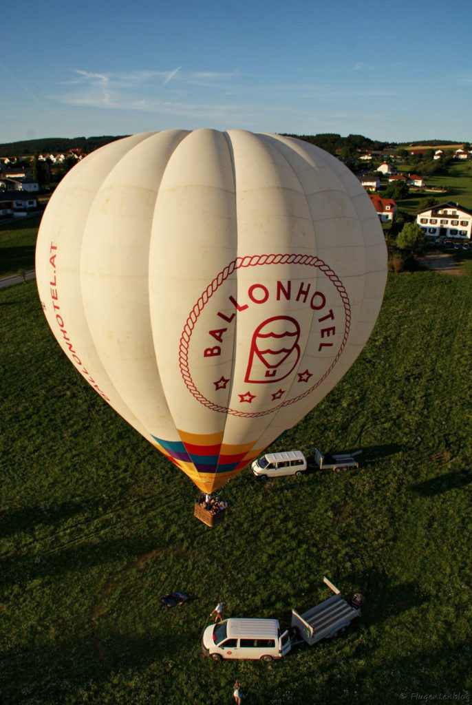 Ballonfahren Bad Tatzmannsdorf
