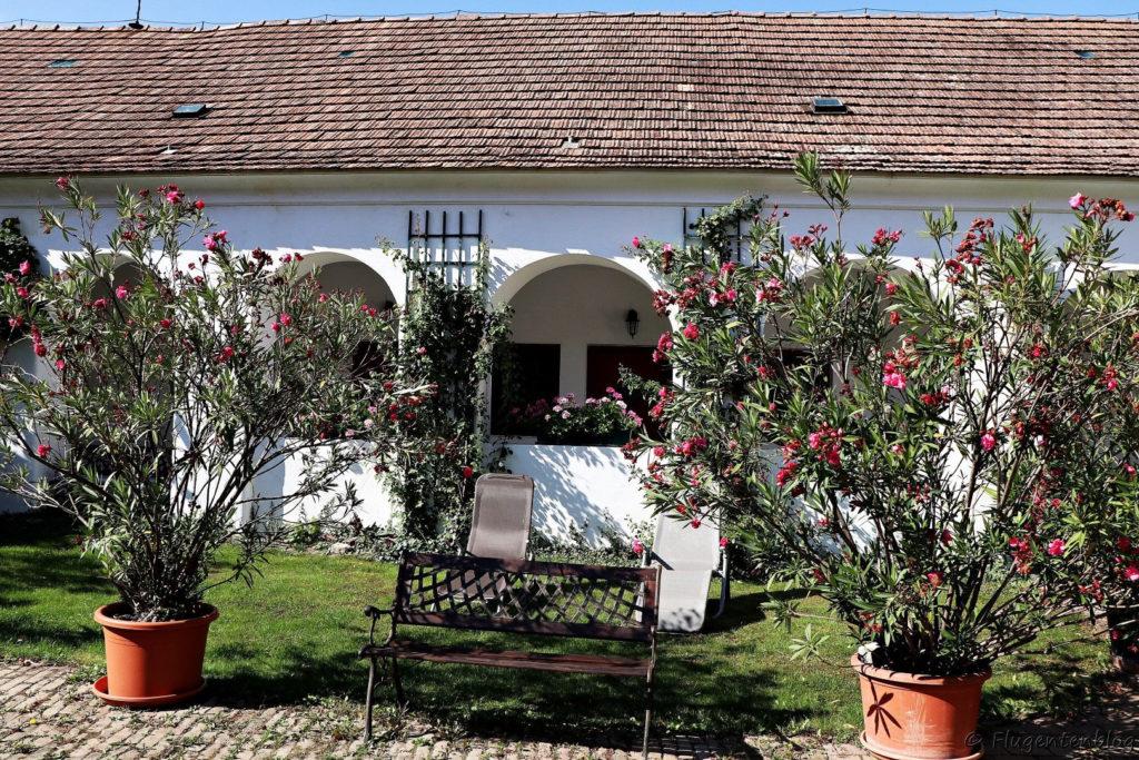 Weinviertel Unterkunft Poysdorf Geniesserhof Haimer