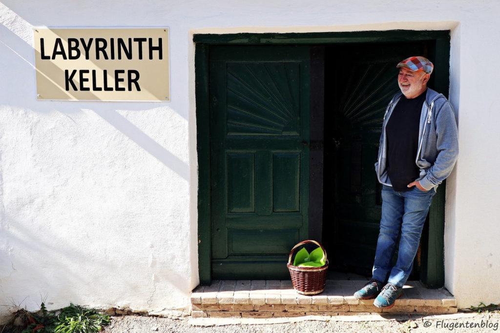 Ausflugsziele Weinviertel Labyrinthkeller