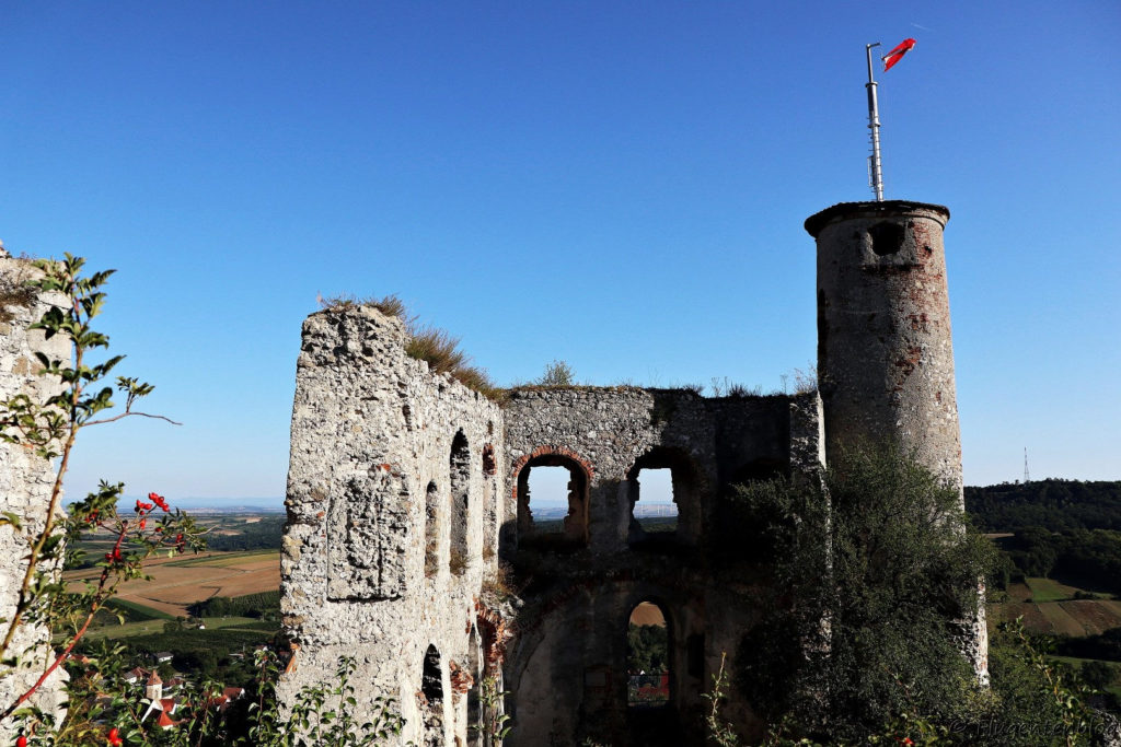 Weinviertel sightseeing Ruine Falkenstein