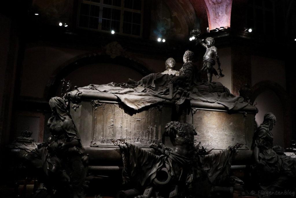 Morbides-Wien-Kaisergruft-Kapuzinerkirche-Maria-Theresia