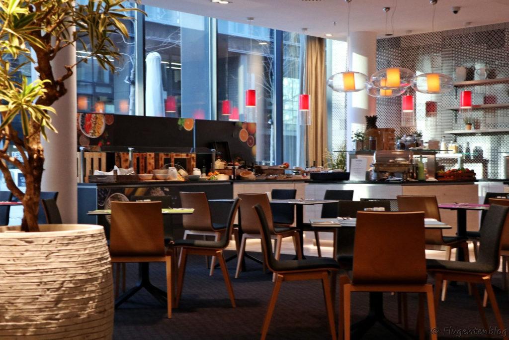 Novotel Wien Hauptbahnhof Restaurant