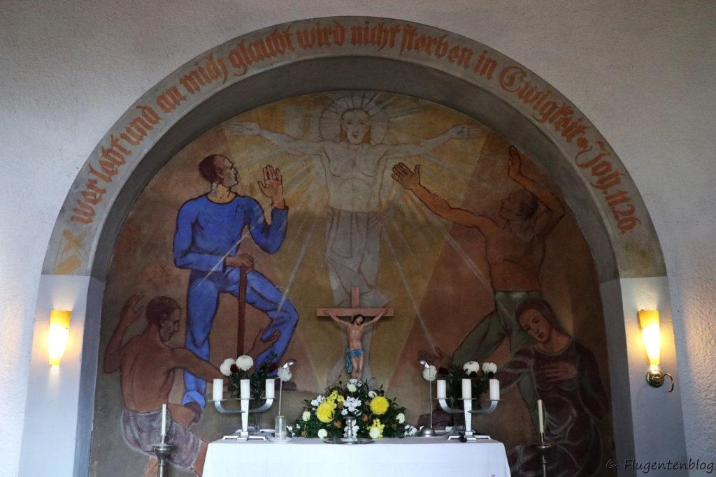 Wien Friedhof der Namenslosen Kapelle