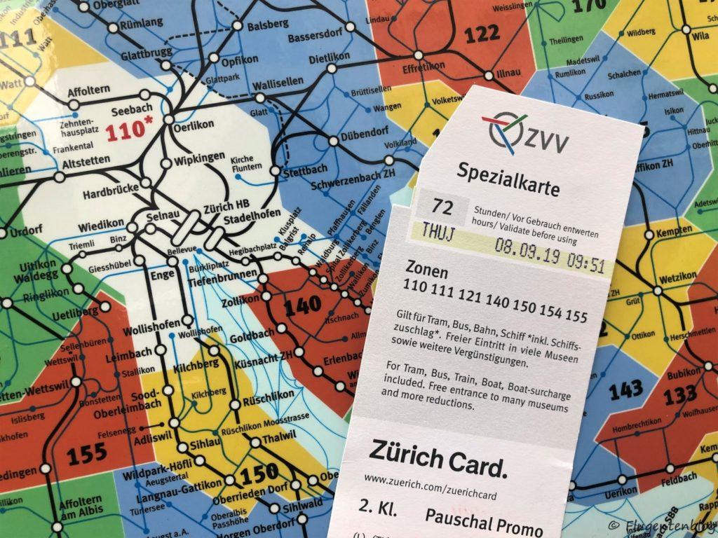 Zuerich-Card