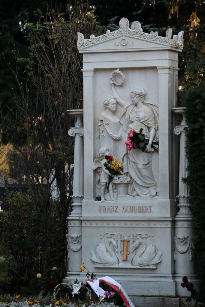 Wien Zentralfriedhof Ehrengrab Franz Schubert