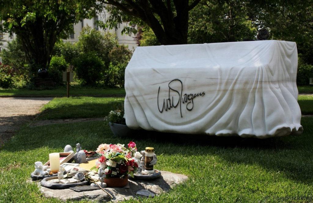Wien Zentralfriedhof Grab Udo Jürgens