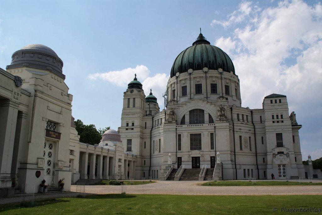 Zentralfriedhof Wien Kirche