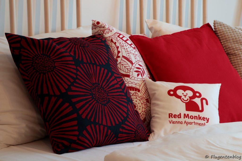 Unterkunft Wien Apartment Red Monkey