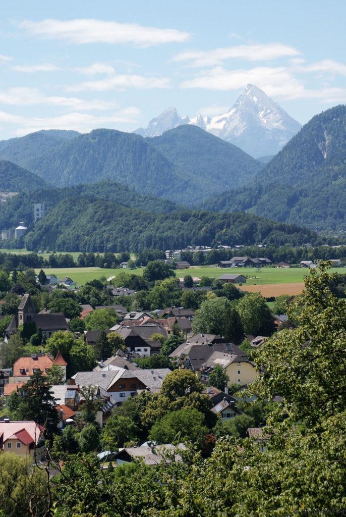 Hellbrunn Berg Watzmannsblick