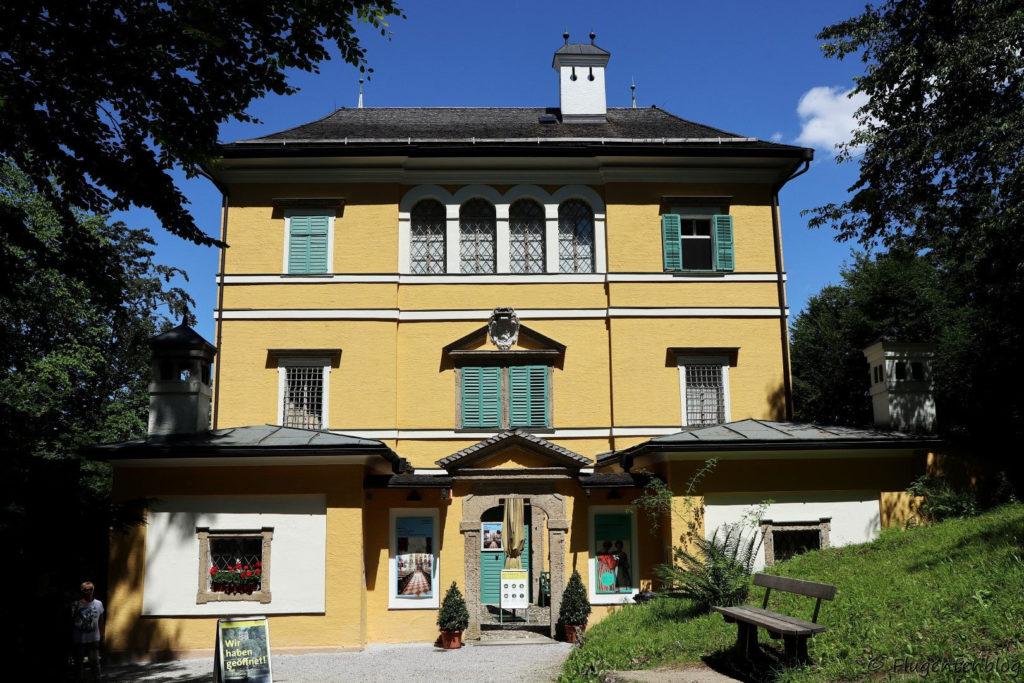 Salzburg Hellbrunn Monatsschloessl