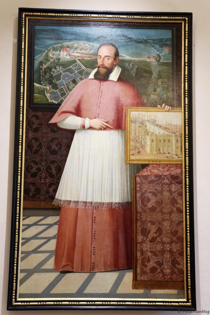 Salzburg Hellbrunn Fuersterzbischof Markus Sittikus