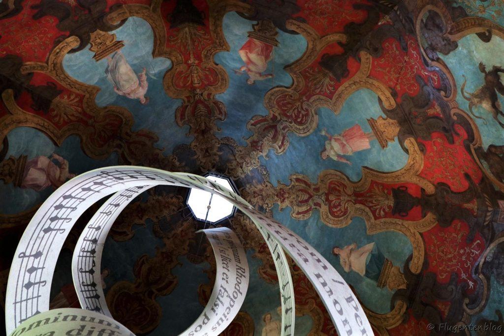 Schloss Hellbrunn Oktogon mit Schle