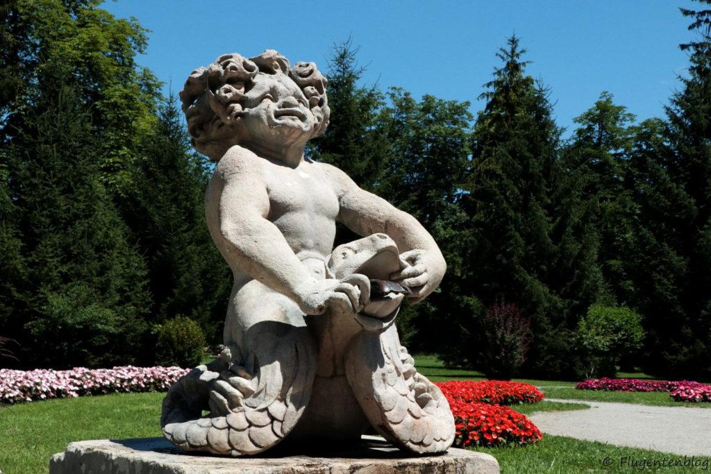 Schloss Hellbrunn Park