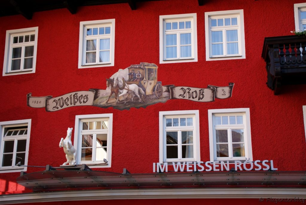 Weisses Roessl Wolfgangsee