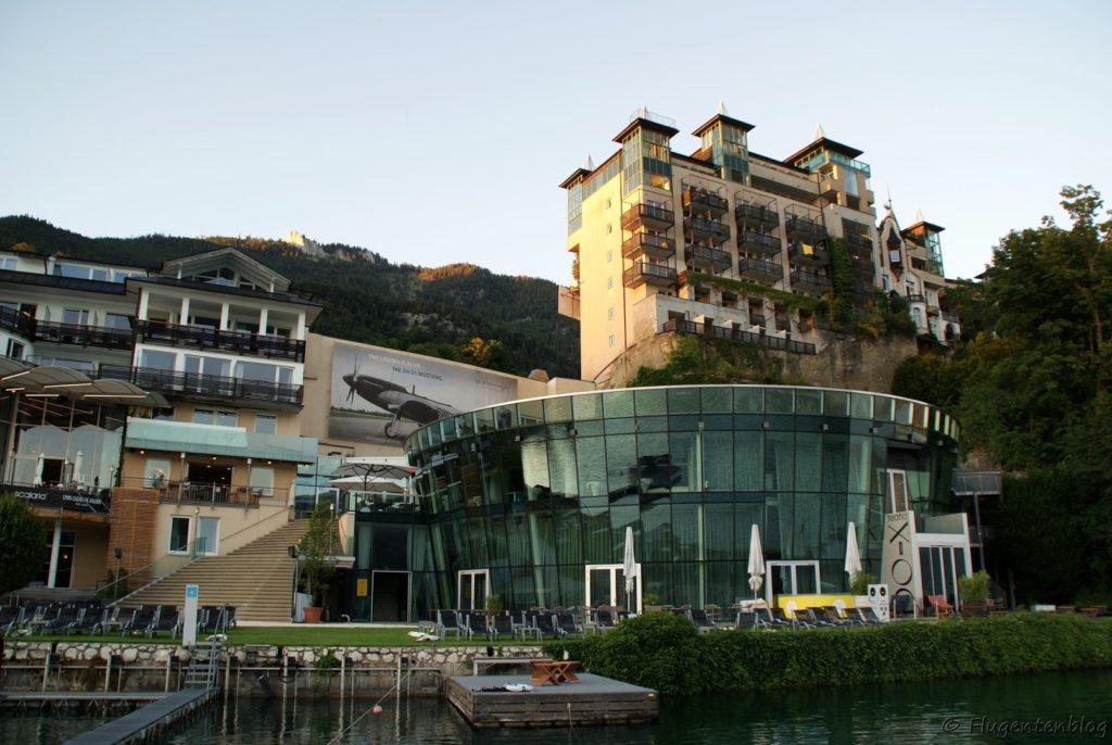 Wolfgangsee Hotel Scalaria