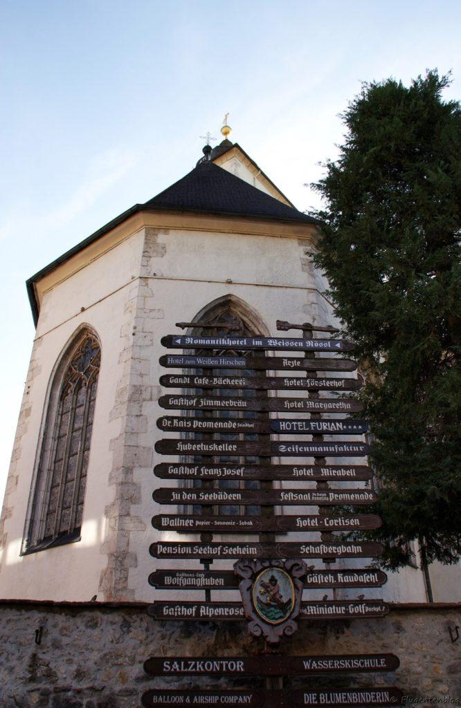 Wolfgangsee St. Wolfgang Kirche