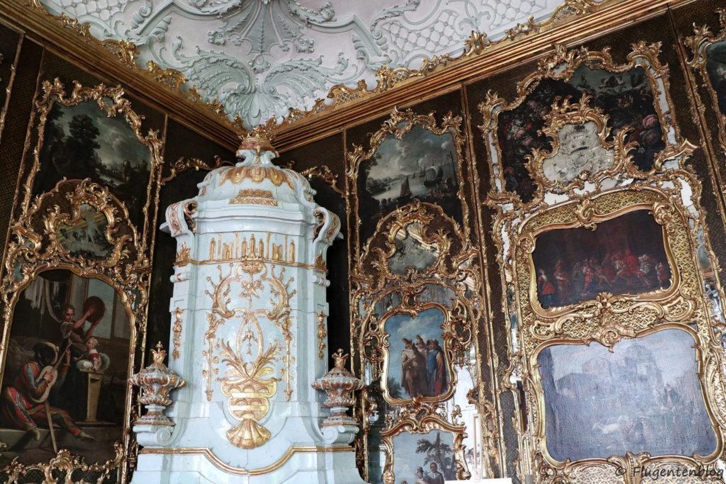Salzburg Schloss Leopoldskron Sound of Music Venezianisches Zimmer