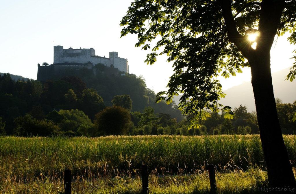 Salzburg Festung Hohensalzburg