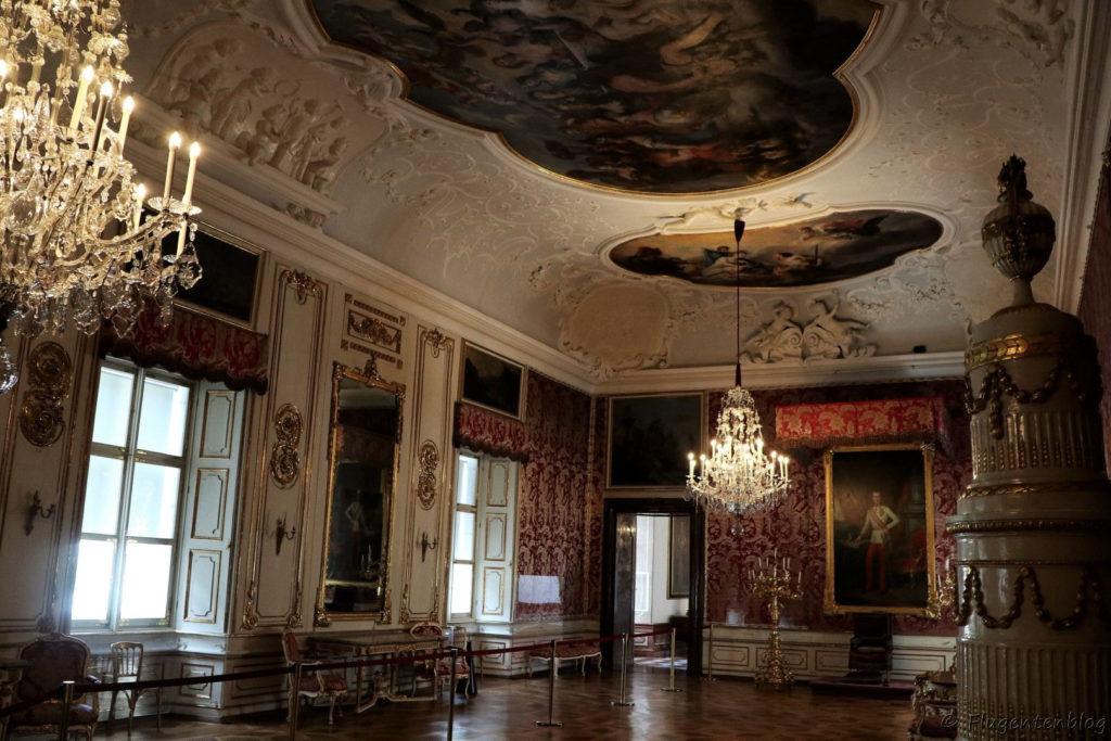 Salzburg Sehenswürdigkeiten Domquartier Prunkräume