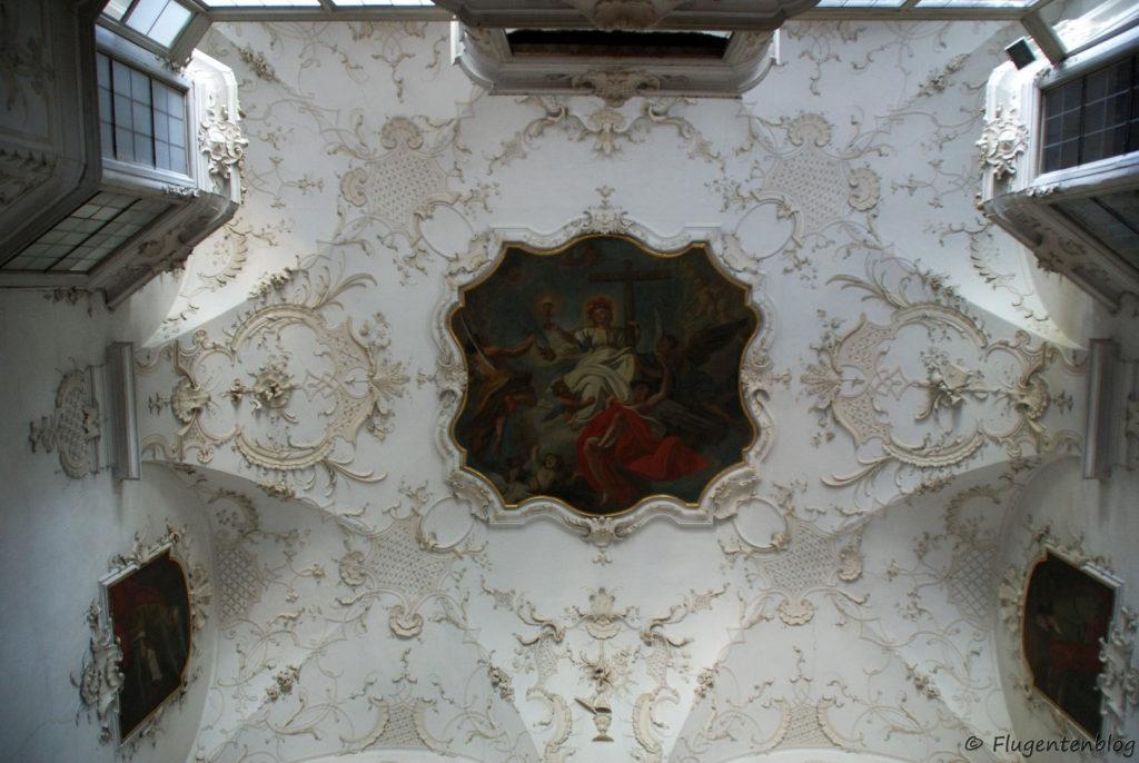 Salzburg-Schloss-Leopoldskron-Kapelle
