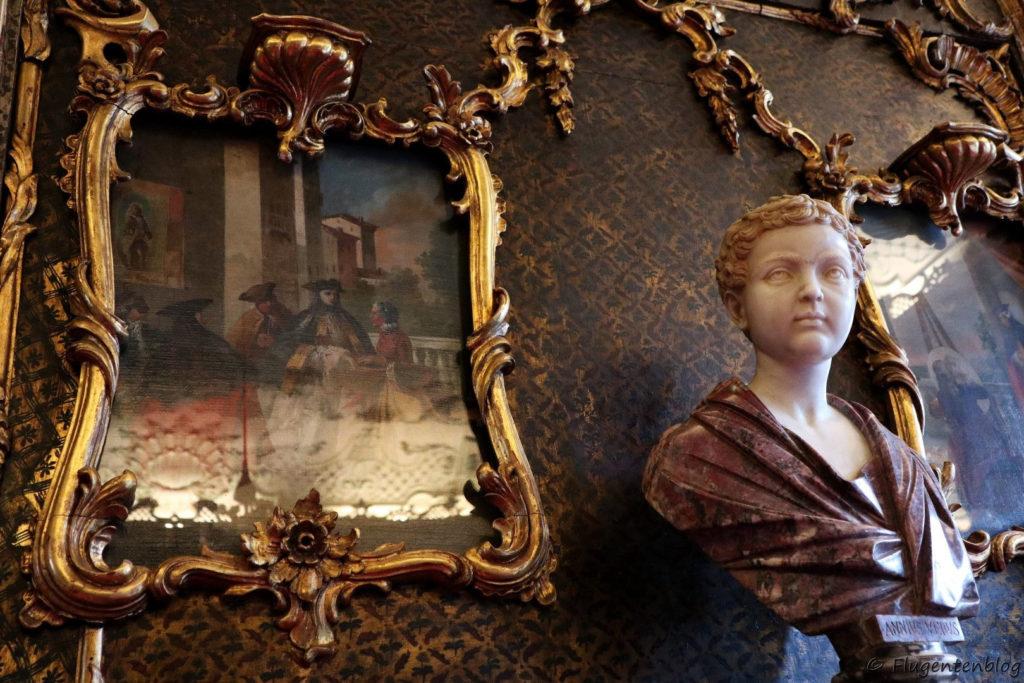Schloss Leopoldskron Sound of Music Venezianisches Zimmer