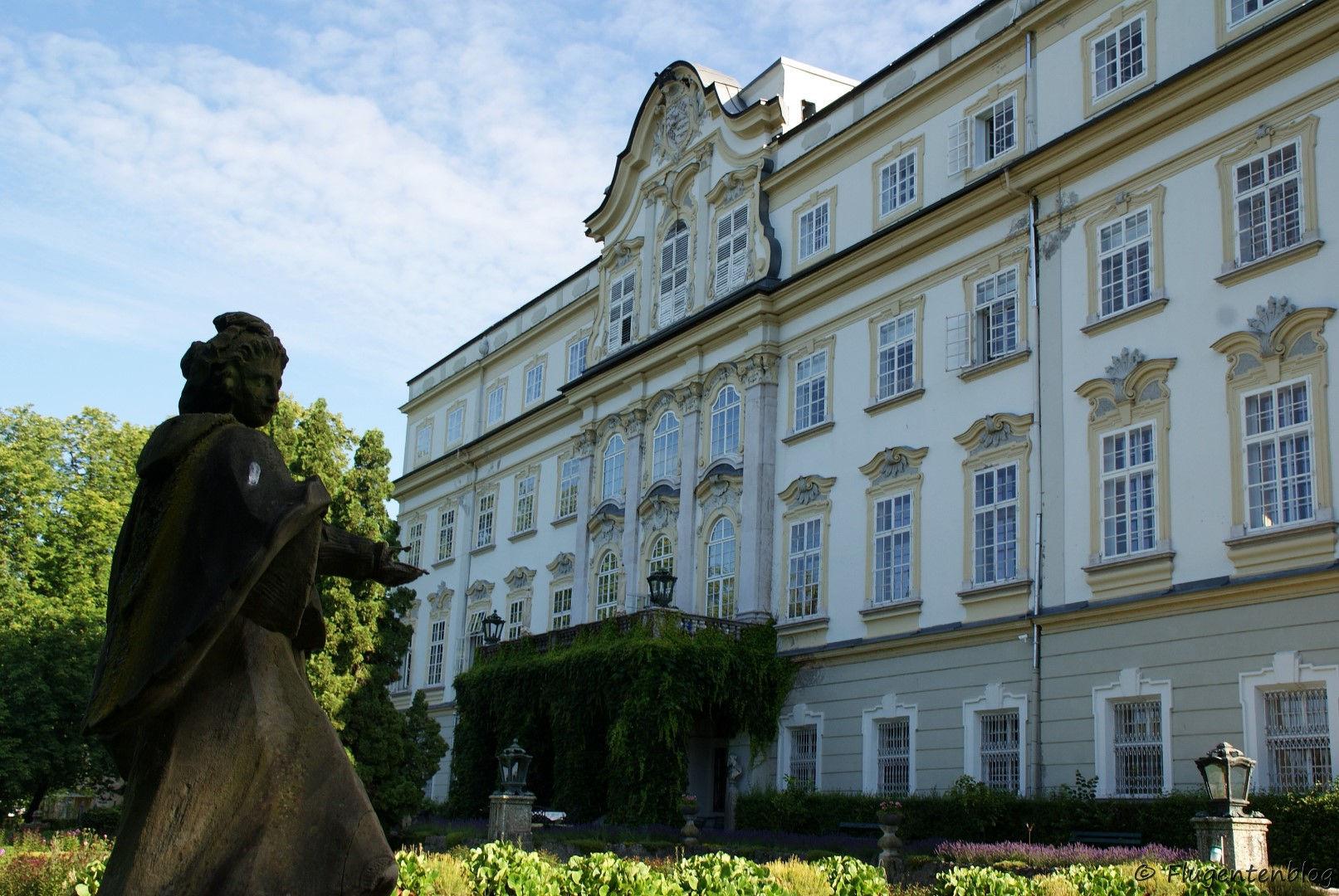 Salzburg Sound of Music Schloss Leopoldskron