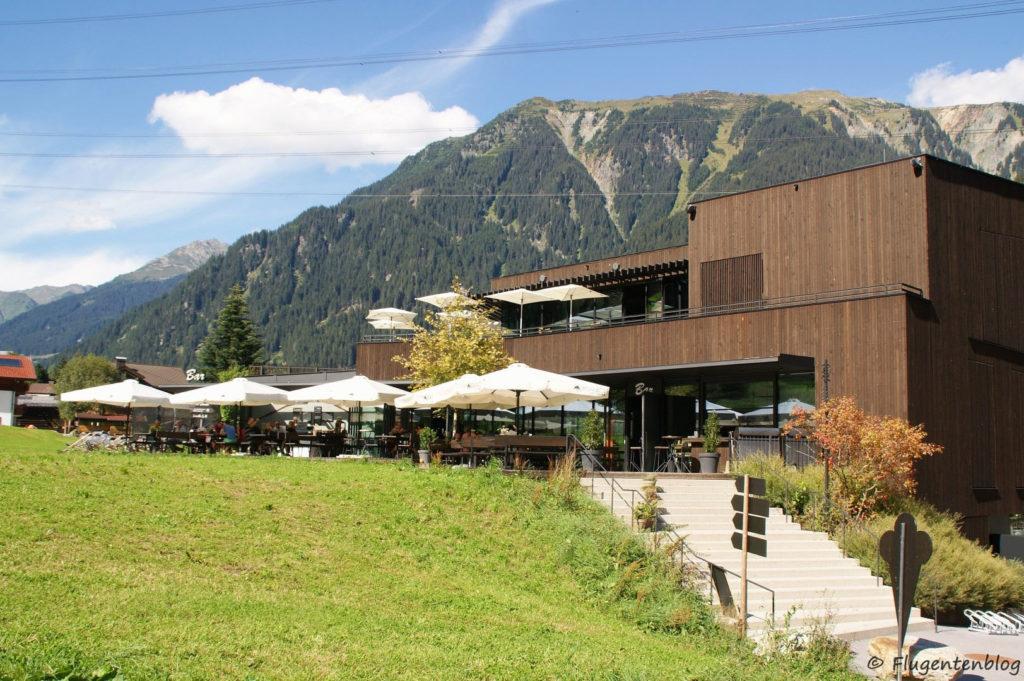 Montafon Gaschurn Restaurant Alte Talstation