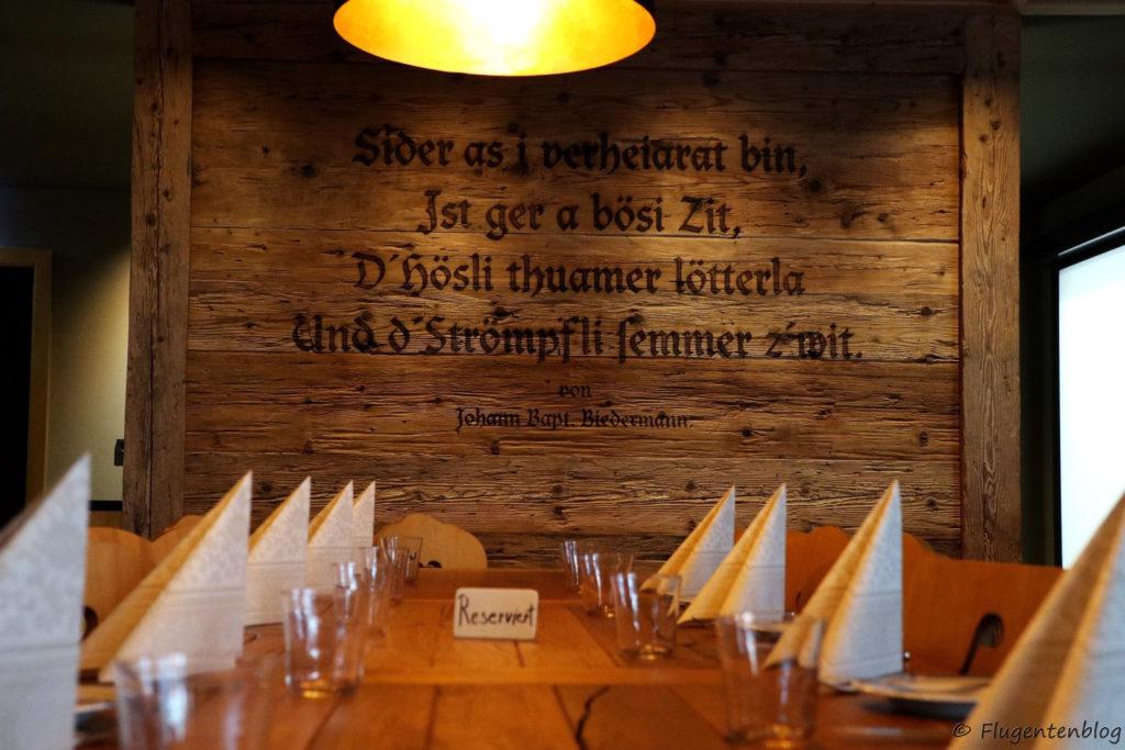 Montafon Essen Restaurant Sporthotel Silvretta Montafon Stoba 7