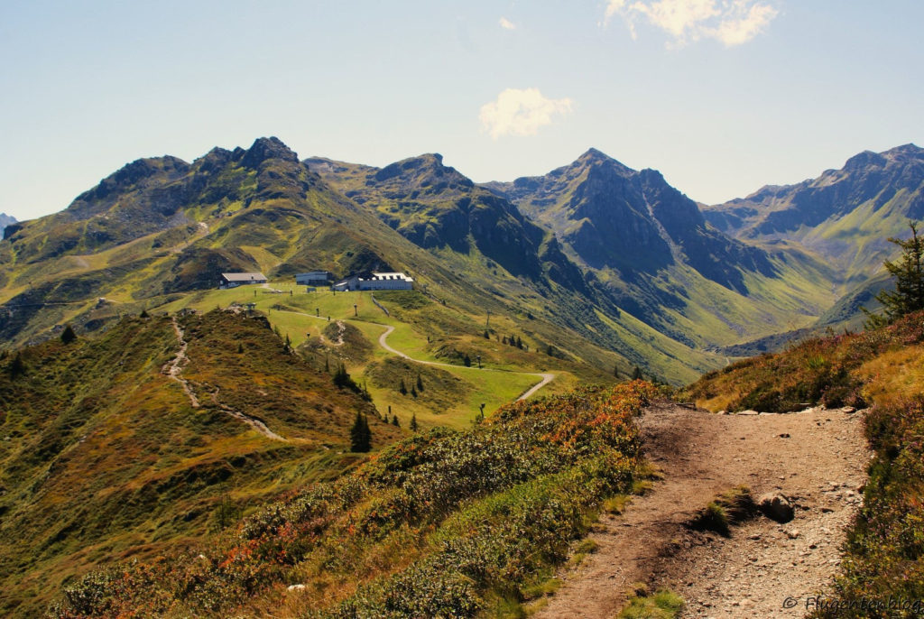 Montafon Urlaub Wandern Nova Stoba