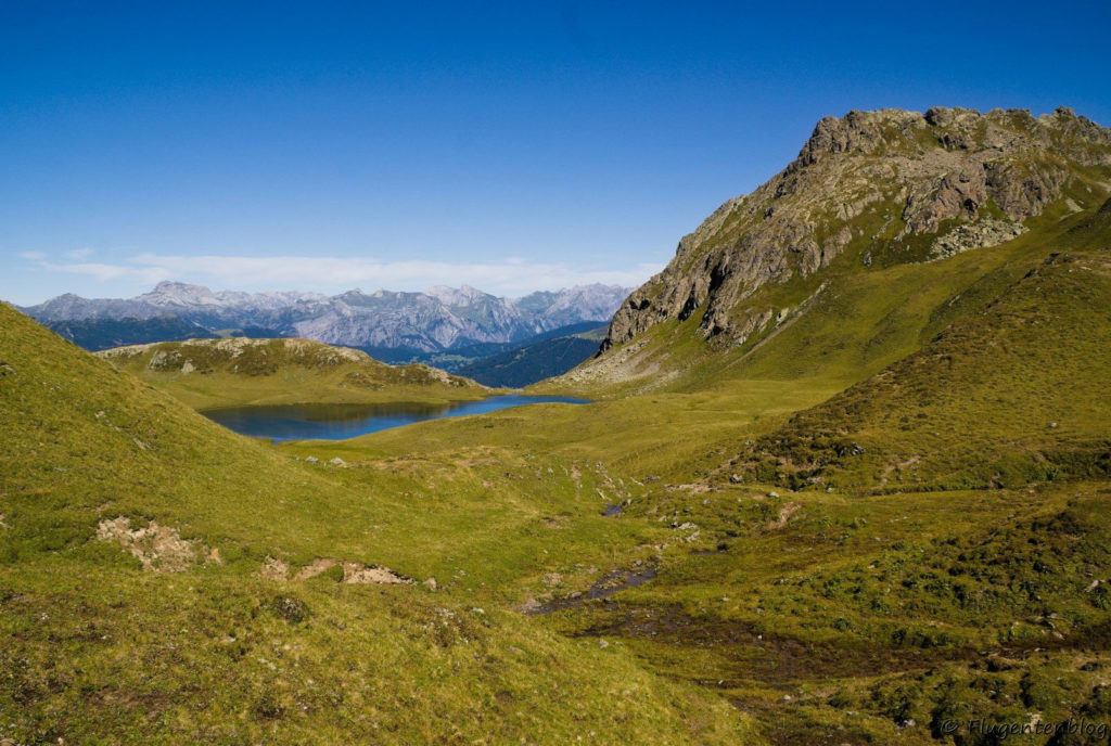 Vorarlberg Montafon Urlaub wandern