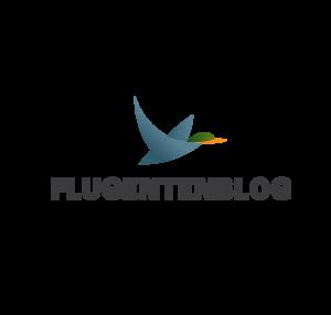 FLUGENTENBLOG Logo